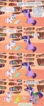 2012 absurd_res birdco book comic cub cutie_mark dialogue doing_it_wrong dragon english_text equine female feral fire friendship_is_magic fur group hair hi_res horn magic male mammal multicolored_hair my_little_pony oops purple_fur purple_hair rip scalie spike_(mlp) sweetie_belle_(mlp) text twilight_sparkle_(mlp) two_tone_hair unicorn young  Rating: Safe Score: 3 User: Robinebra Date: July 06, 2013
