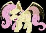 absurd_res alpha_channel bat_pony female feral flutterbat_(mlp) fluttershy_(mlp) friendship_is_magic hi_res my_little_pony solo theshadowstone wings   Rating: Safe  Score: 5  User: Robinebra  Date: May 20, 2015