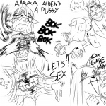 4koma astrid_(blood_and_chocolate) blood_and_chocolate canine eyewear female gabriel_(blood_and_chocolate) goggles male mammal parody spoiler vivian_gandilon were werewolf what   Rating: Safe  Score: 0  User: CaptainMadoc  Date: March 23, 2013