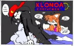 battle_angel blush hat klonoa klonoa_(series) male miles_prower open_mouth pac-man pac-man_(series) penis ring sonic_(series) star sweat yellow_eyes  Rating: Explicit Score: 2 User: Untamed Date: August 19, 2015