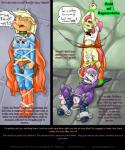 anthro anthrofied apple_bloom_(mlp) applejack_(mlp) bdsm bondage bound collar cosplay electrostimulation equine fall_of_equestria female forced forced_orgasm friendship_is_magic horse kryptonite mammal mare_do_well_(mlp) my_little_pony nipple_clamp orgasm outfit ponification pony smudge_proof supergirl superhero superman sweetie_belle_(mlp) tears   Rating: Explicit  Score: 3  User: Smudge_Proof  Date: March 21, 2014