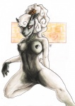 anthro breasts caprine female mammal nipples nude penelope_(shalinka) pussy shalinka sheep solo   Rating: Explicit  Score: 17  User: ippiki_ookami  Date: August 06, 2011