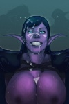 areola armor big_breasts black_hair blackchain blue_eyes breasts cum cum_on_breasts cum_on_face elf female hair humanoid long_ears male night_elf nipples not_furry nude purple_skin smile solo video_games warcraft   Rating: Explicit  Score: 9  User: Peekaboo  Date: August 09, 2014