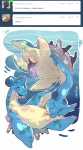 """cunnilingus duo eyes_closed female feral lapras male male/female marine nintendo oral penis pokémon sex tongue tongue_out underwater vaginal video_games water whimsydreams  Rating: Explicit Score: 6 User: voldosbt Date: December 13, 2013"""""""