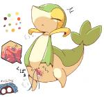crepix eyes_closed female kemono nintendo pokémon pussy snivy tangela tentacle_sex tentacles video_games  Rating: Explicit Score: 0 User: Komaru Date: May 06, 2015