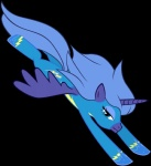 2011 absurd_res bodysuit clothing equine female feral friendship_is_magic hi_res horn mammal maximillianveers my_little_pony princess_luna_(mlp) skinsuit solo winged_unicorn wings wonderbolts_(mlp)   Rating: Safe  Score: 3  User: Ohnine  Date: July 16, 2011