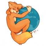 2007 ajin anthro breast_squish breasts canine cute female firefox fox fur globe hair hug icon looking_at_viewer mammal nude one_eye_closed orange_fur orange_hair os-tan red_eyes solo web_browser wink  Rating: Questionable Score: 29 User: Anomynous Date: December 02, 2007
