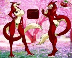 big_breasts breasts butt cherry_vellet female fur looking_at_viewer looking_back nipples panties panties_down panty_pull red_fur sergal solo standing tongue topless underwear walter_sache   Rating: Questionable  Score: 21  User: xXK1T5UN3Xx  Date: July 18, 2013