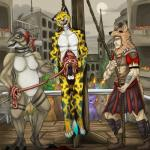 anthro balls blood cheetah corkyorkyii death disembowelment erection fallout_new_vegas feline female fish gore group guts hanging human male mammal marine muscles penis pussy shark what  Rating: Explicit Score: -18 User: fddhole Date: December 17, 2014