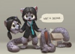 2014 ambiguous_gender anthro chibi costume cute feline fur fursuit humor irony leopard mammal multicolored_fur paws shenson silverfox5213 solo standing suit teeth two_tone_fur  Rating: Safe Score: 12 User: Wadxxx Date: September 28, 2014""