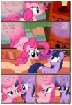 2013 breaking_the_fourth_wall comic dialog duo english_text equine female feral friendship_is_magic horn horse mammal my_little_pony pinkie_pie_(mlp) pony pyruvate text twilight_sparkle_(mlp) unicorn   Rating: Safe  Score: 6  User: Fluttershy  Date: October 22, 2013