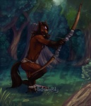 abelsword aiming angry anthro blood bow clothed clothing equine forest green_eyes half-dressed holding holding_weapon horse loincloth male mammal moonshadow nature outside scenery solo topless tree weapon wood   Rating: Safe  Score: 19  User: stranger_furry  Date: August 15, 2012