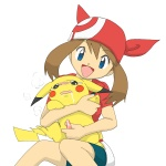 black_eyes blue_eyes blush cum female forced handjob human interspecies male may_(pokemon) nintendo penis pikachu plain_background pokémon poképhilia rape smile straight tears unknown_artist video_games white_background   Rating: Explicit  Score: 2  User: Test-Subject_217601  Date: May 16, 2012