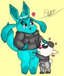 absolon_andré_(character) big_dom_small_sub clothing cub difference eeveelution erection fellatio glaceon hoodie looking_pleasured male male/male nintendo oral pancham penis pokémon pokémon_(species) sex size size_difference small_penis smaller_male the_dood_with_the_food vein veiny_penis video_games youngRating: ExplicitScore: -4User: TheDoodWithTheFoodDate: February 13, 2018