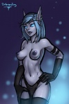 blood_elf breasts clothed clothing drgraevling ear_piercing elf female half-dressed humanoid loincloth nude piercing pointy_ears skimpy solo topless video_games warcraft world_of_warcraft   Rating: Questionable  Score: 15  User: ippiki_ookami  Date: September 27, 2012