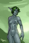 2012 breasts drgraevling druid elf female humanoid magic_user muscles night_elf nude pointy_ears realistic_figure scar solo tribal_spellcaster video_games warcraft world_of_warcraft   Rating: Explicit  Score: 11  User: TheRedDawn  Date: January 17, 2013