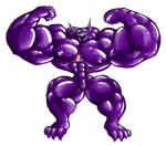4_toes big_muscles chastity dragmon gem ghost goblin hyper hyper_muscles male muscles nintendo nipples plain_background pokémon pose purple_body sableye solo spirit toes video_games white_background   Rating: Questionable  Score: -2  User: Dragmon  Date: March 24, 2015