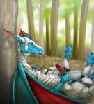 2015 against_tree anthro blue_scales cum cum_on_penis cum_string digital_media_(artwork) dragon drakoilex erection forest horn lying male masturbation nx-3000 on_back outside penile_masturbation penis reclining red_eyes scales scalie sharp_claws side_view solo tongue tongue_out tree wings  Rating: Explicit Score: 8 User: DrakoIlex Date: November 26, 2015