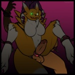 anthro balls bdsm bondage bound breasts canine digimon digiphilia duo female fox fur galmgaruda51 human male male/female mammal navel nightmare_fuel penis renamon sex tentacles white_fur yellow_fur  Rating: Explicit Score: 9 User: ErosThanatos Date: August 27, 2012