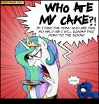 angry english_text equine female feral friendship_is_magic horn mammal my_little_pony princess_celestia_(mlp) princess_luna_(mlp) text wandrevieira1994 winged_unicorn wings  Rating: Safe Score: 14 User: Robinebra Date: July 27, 2015