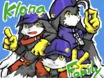 cerb0980 clothing collar hat klonoa long_ears open_mouth teeth video_games yellow_eyes   Rating: Safe  Score: 2  User: terminal11  Date: January 31, 2014