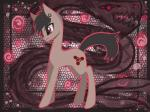2014 black_fur black_hair brown_fur cutie_mark dragon duo ear_piercing feral fur hair looking_down male my_little_pony nude piercing raptor007 red_eyes scalie   Rating: Safe  Score: 0  User: GameManiac  Date: March 27, 2015