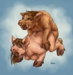 bones_(artist) breasts brown_hair duo female hair human male male/female mammal nipples penis pig porcine sex transformation   Rating: Explicit  Score: 5  User: MakinBacon  Date: February 17, 2015