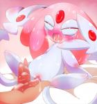 2015 blush cosith drooling eyes_closed female fingering legendary_pokémon mesprit nintendo open_mouth orgasm penetration pokémon pussy pussy_ejaculation pussy_juice saliva spread_legs spreading sweat vaginal video_games yellow_eyes   Rating: Explicit  Score: 4  User: BlueF  Date: April 06, 2015