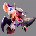 """anthro bat breasts censored clothing female gloves green_eyes lips mammal nude rouge_the_bat solo sonic_(series)  Rating: Questionable Score: 6 User: Juni221 Date: September 08, 2014"""""""