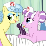 20pixels cum equine female feral hi_res horse licking male male/female mammal messy my_little_pony nurse nurse_coldheart_(mlp) nurse_sweetheart_(mlp) penis pony tongue tongue_out  Rating: Explicit Score: 17 User: DragonRanger Date: May 22, 2013