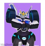 axel64 blue_eyes female humanoid lips looking_at_viewer machine mechanical not_furry robot solo strongarm_(character) transformers transformers_prime   Rating: Safe  Score: 1  User: Juni221  Date: August 29, 2014