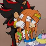 blue_eyes blush duo eyes_closed female from_behind_position incognition male male/female orgasm penetration sex shadow_the_hedgehog sonic_(series) standing sweat tikal_the_echidna  Rating: Explicit Score: 6 User: Midnight_Daydream Date: December 22, 2015