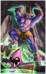 abs alistar armpits biceps bovine cattle chain clothed clothing corvuspointer facial_piercing half-dressed horn league_of_legends magic male mammal muscles nipples nose_piercing nose_ring open_mouth pecs piercing purple_skin red_eyes roaring skirt teeth tongue topless video_games   Rating: Safe  Score: 3  User: Der_Traubenfuchs  Date: February 15, 2013