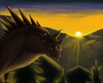 2013 dragon drake limizuki mountain snarfalarkus sun tree video_games warcraft   Rating: Safe  Score: 5  User: Limizuki  Date: February 25, 2013