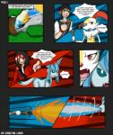 ambiguous_gender anthro braixen comic dialogue eeveelution feral fight glaceon group human male mammal nintendo pokémon red-tail video_games   Rating: Safe  Score: 3  User: FurryGuy16  Date: February 10, 2015