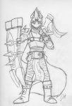 anthro clothing cosplay dragon fur furred_dragon horn league_of_legends link_(linktoreality) linktoreality looking_at_viewer male open_mouth riot singed video_games   Rating: Safe  Score: -1  User: LinkToReality  Date: March 19, 2015
