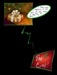 bow christmas christmas_tree comic cum demicoeur english_text gift holidays kaj mistletoe niki tag text tree   Rating: Questionable  Score: 3  User: Leonfox  Date: September 16, 2013