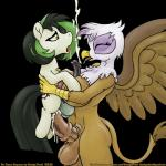anal avian balls breasts cum fan_character friendship_is_magic futadom gilda_(mlp) gryphon hyper my_little_pony nipples orgasm penis saliva sex size_difference smudge_proof titfuck trance_sequence  Rating: Explicit Score: 1 User: Smudge_Proof Date: November 26, 2015