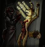<3 aita blood bound breasts dark disembowelment duo female gleam gore grostenmeiers guts imminent_death mammal mink mustelid repo!_the_genetic_opera small_breasts spotlight torture volcanins weasel  Rating: Explicit Score: -8 User: Gogolus Date: January 18, 2014