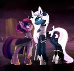 blue_eyes cutie_mark detailed_background duo equine feathered_wings feathers female feral friendship_is_magic hair hooves horn magnaluna mammal mile my_little_pony princess_luna_(mlp) purple_eyes purple_hair smile twilight_sparkle_(mlp) white_hair winged_unicorn wingsRating: SafeScore: 10User: MillcoreDate: February 18, 2017