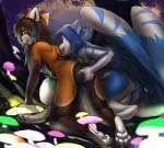 2017 all_fours anthro butt duo female female/female fingering jailbird mammal mushroom nude pussy red_panda sex tala_(suntattoowolf) vega_(artica) wingsRating: ExplicitScore: 30User: NumerothDate: March 23, 2017