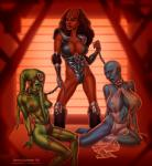 2005 alien areola bald big_breasts blue_skin breasts brown_hair clothed clothing crossover delvian drew_gardner erect_nipples farscape female green_skin hair huge_breasts humanoid klingon long_hair looking_at_viewer nipples oola pa'u_zotoh_zhaan red_skin skimpy star_trek star_wars tight_clothing twi'lek  Rating: Questionable Score: 10 User: Robinebra Date: November 03, 2013