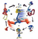avian bird blonde_hair blue_eyes dc_comics fusion gloves green_eyes hair hedgehog hexafusion human looking_at_viewer looney_tunes male mammal mask roadrunner sega sonic_(series) sonic_the_hedgehog the_flash warner_brothers what_has_science_done   Rating: Safe  Score: -1  User: Juni221  Date: March 27, 2015