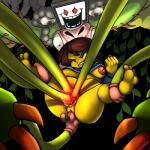 2015 5_fingers <3 ambiguous_gender anal anal_fingering anthro anus breasts butt claws digital_media_(artwork) female fingering flora_fauna flowey_the_flower forced group hair human interspecies keishinkae mammal monster multiple_eyes multiple_mouths nipples open_mouth penetration photoshop_flowey plant protagonist_(undertale) pussy pussy_juice rape rape_face restrained slightly_chubby solo_focus spread_legs spreading teeth television tentacle_rape tentacles undertale vaginal vaginal_penetration video_games vines  Rating: Explicit Score: 18 User: Keishinkae Date: October 20, 2015