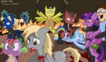 blonde_hair blood blue_fur brain brown_hair cornelius_yngv crying cutie_mark death derp_eyes derpy_hooves_(mlp) dragon earth_pony equine eyes_closed family_guy fangs female feral fire forced friendship_is_magic fun fur gore green_eyes grey_fur group gun hair hat horn horse human insane killing male mammal multicolored_hair mutilation my_little_pony open_mouth peeing pegasus peter_griffin pink_hair pony purple_eyes purple_fur purple_hair pussy rainbow_dash_(mlp) rainbow_hair rainbow_tail ranged_weapon rape red_fur scalie slit_pupils spike_(mlp) tears teeth twilight_sparkle_(mlp) two_tone_hair unicorn urine weapon wings yellow_eyes yellow_fur   Rating: Explicit  Score: -63  User: Stupid001  Date: April 17, 2012