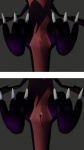 anus claws cynder female grimm hindpaw paws pussy scalie solo spyro_the_dragon video_games wings  Rating: Explicit Score: 8 User: Luminocity Date: February 07, 2013