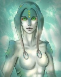 breasts drakyx female gills green_eyes green_sclera looking_at_viewer nintendo piercing small_breasts solo the_legend_of_zelda twilight_princess video_games zora   Rating: Safe  Score: 3  User: Juni221  Date: August 07, 2014