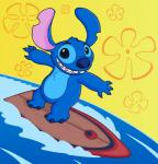 2013 3_toes 4_fingers alien ardwick blue_claws blue_eyes blue_fur blue_nose chest_tuft claws digital_drawing_(artwork) digital_media_(artwork) disney experiment_(species) fur head_tuft lilo_and_stitch looking_at_viewer notched_ear simple_background smile solo stitch surfboard surfing toes tuft water yellow_backgroundRating: SafeScore: 1User: BooruHitomiDate: May 22, 2018