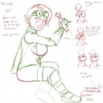 dirty english_text eyewear female goblin goggles humanoid pointy_ears sketch text unknown_artist  Rating: Safe Score: 0 User: Nuji Date: September 04, 2015