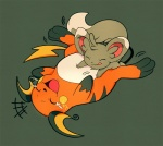 ambiguous_gender duo hindpaw kinglom minccino nintendo paws pokémon raichu tears tickling video_games   Rating: Safe  Score: 9  User: DragonRanger  Date: June 28, 2012